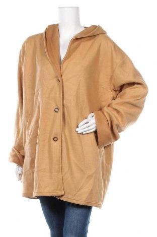 Γυναικείο παλτό Damart, Μέγεθος L, Χρώμα  Μπέζ, Τιμή 22,80€