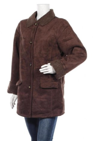 Дамско палто Denver Hayes, Размер S, Цвят Кафяв, Полиестер, Цена 13,02лв.