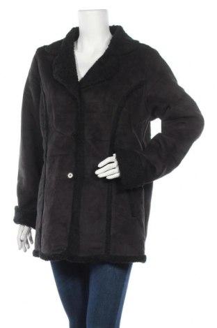 Дамско палто Denver Hayes, Размер XL, Цвят Черен, 60% полиестер, 40% акрил, Цена 21,84лв.