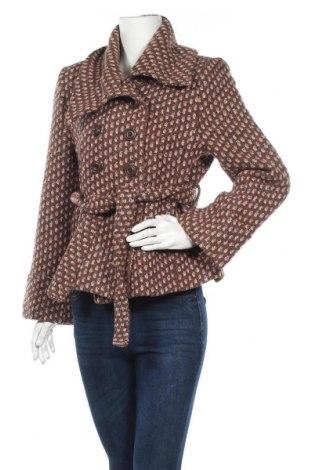 Γυναικείο παλτό Dorothy Perkins, Μέγεθος M, Χρώμα Καφέ, Τιμή 44,81€