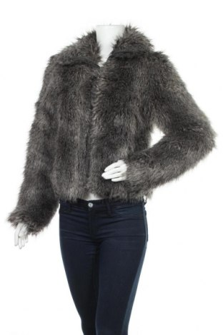 Дамско палто Edc By Esprit, Размер M, Цвят Сив, Цена 93,45лв.