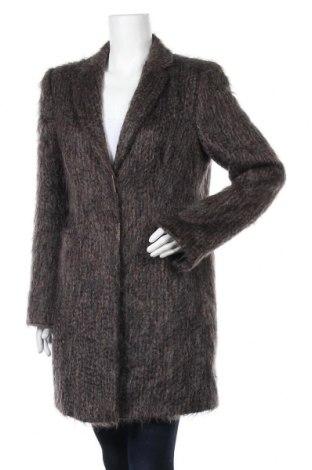 Γυναικείο παλτό Escada Sport, Μέγεθος L, Χρώμα Καφέ, 70% μοχαίρ, 21% μαλλί, 9% πολυαμίδη, Τιμή 70,34€