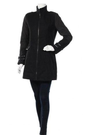 Дамско палто Esmara, Размер M, Цвят Черен, 70% полиестер, 30% вълна, Цена 41,58лв.