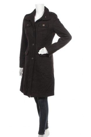 Дамско палто Esprit, Размер M, Цвят Кафяв, 58% вълна, 35% полиестер, 7% други тъкани, Цена 58,59лв.