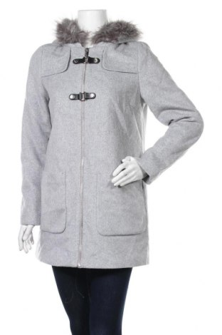 Дамско палто Esprit, Размер S, Цвят Сив, Цена 52,92лв.