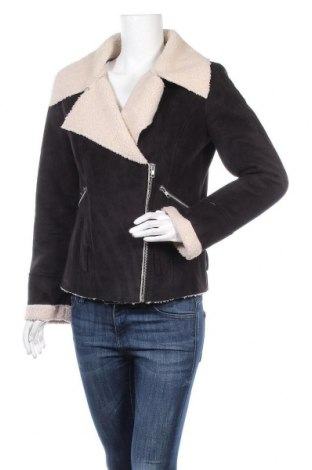 Дамско палто Even&Odd, Размер M, Цвят Черен, 100% полиестер, Цена 37,67лв.