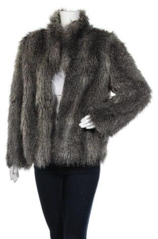 Дамско палто French Connection, Размер M, Цвят Сив, Акрил, Цена 61,50лв.