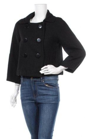 Дамско палто Friday's Project, Размер M, Цвят Черен, Цена 19,11лв.