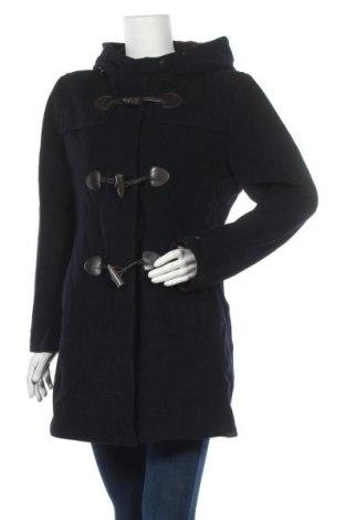 Дамско палто Gil Bret, Размер L, Цвят Син, 60% вълна, 20% кашмир, 20% полиамид, Цена 102,48лв.