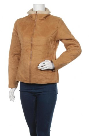 Дамско палто Jack Murphy, Размер S, Цвят Бежов, Цена 26,46лв.