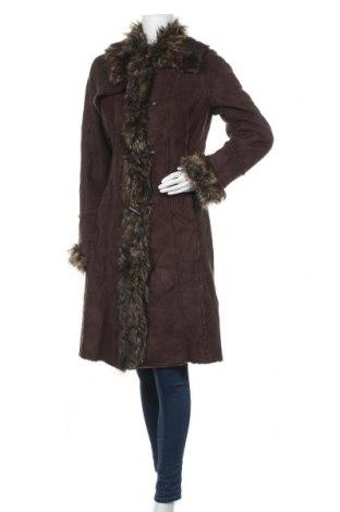 Γυναικείο παλτό Jessica, Μέγεθος S, Χρώμα Καφέ, Πολυεστέρας, Τιμή 27,05€