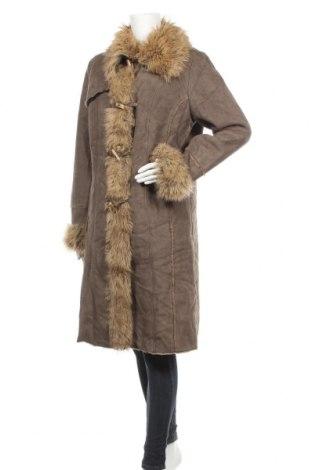 Γυναικείο παλτό Jessica, Μέγεθος M, Χρώμα Πράσινο, Πολυεστέρας, Τιμή 41,57€