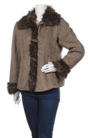 Γυναικείο παλτό Jessica, Μέγεθος M, Χρώμα Καφέ, Πολυεστέρας, Τιμή 27,93€
