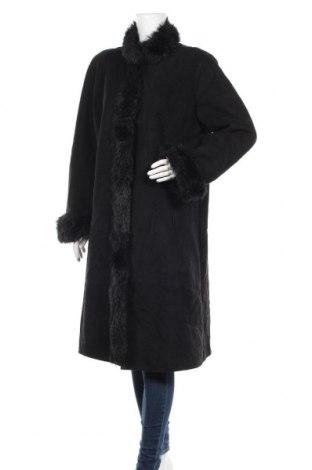 Γυναικείο παλτό Jessica, Μέγεθος L, Χρώμα Μαύρο, Πολυεστέρας, Τιμή 37,67€