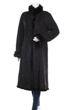 Γυναικείο παλτό Jessica, Μέγεθος L, Χρώμα Μαύρο, Πολυεστέρας, Τιμή 33,68€