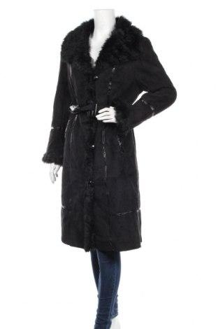 Γυναικείο παλτό Jessica, Μέγεθος M, Χρώμα Μαύρο, Πολυεστέρας, Τιμή 34,23€