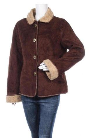 Γυναικείο παλτό Jessica, Μέγεθος M, Χρώμα Καφέ, Πολυεστέρας, Τιμή 36,37€