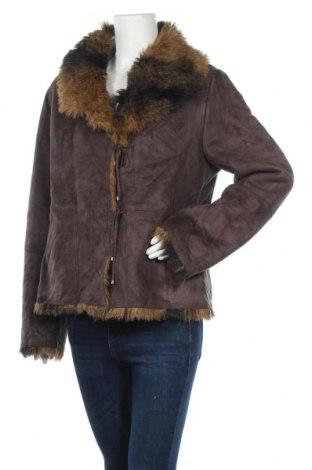 Дамско палто Katmai, Размер L, Цвят Кафяв, Полиестер, Цена 16,28лв.