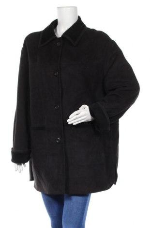 Дамско палто Kemper, Размер XL, Цвят Черен, Полиестер, Цена 15,23лв.