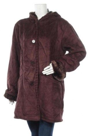 Дамско палто Kenneth Blake, Размер XL, Цвят Лилав, 65% акрил, 35% полиестер, Цена 58,85лв.
