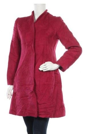 Дамско палто Kristen Blake, Размер S, Цвят Розов, 70% вълна, 20% полиамид, 10% кашмир, Цена 47,04лв.