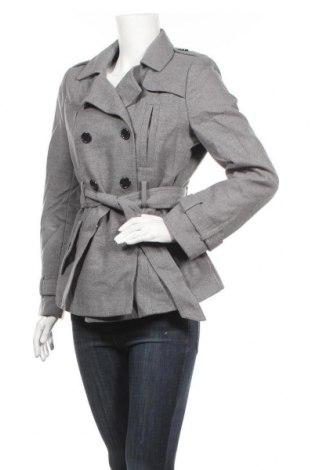 Дамско палто La Redoute, Размер M, Цвят Сив, 88% полиестер, 10% вискоза, 2% еластан, Цена 56,70лв.