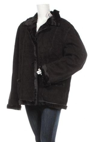 Дамско палто Liz Claiborne, Размер XL, Цвят Черен, Акрил, Цена 42,89лв.