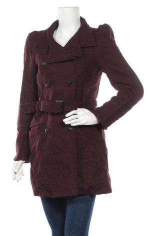 Γυναικείο παλτό Mango, Μέγεθος M, Χρώμα Βιολετί, 75% μαλλί, 25% πολυαμίδη, Τιμή 27,93€