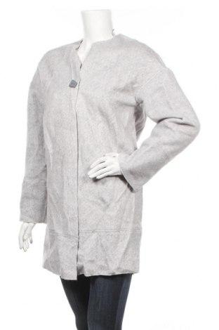Дамско палто Mango, Размер XS, Цвят Сив, 50% полиестер, 25% акрил, 25% вълна, Цена 15,94лв.