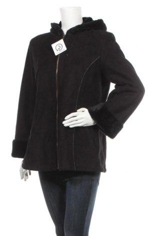 Дамско палто Marvin Richards, Размер L, Цвят Черен, Полиестер, Цена 43,68лв.