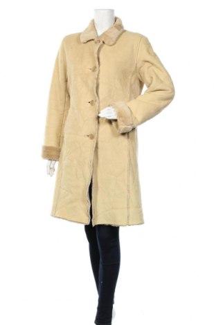 Γυναικείο παλτό Mauritius, Μέγεθος M, Χρώμα  Μπέζ, Τιμή 66,05€