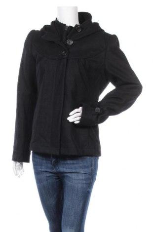 Γυναικείο παλτό Mavi, Μέγεθος M, Χρώμα Μαύρο, 55% μαλλί, 25% βισκόζη, 20% πολυεστέρας, Τιμή 32,73€