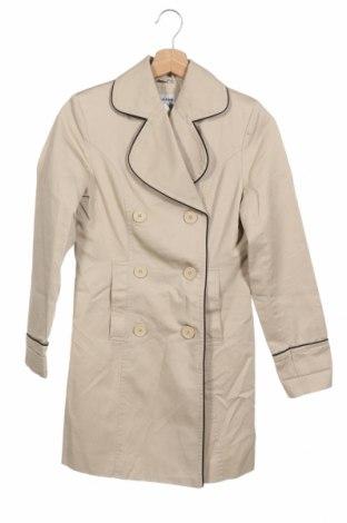 Γυναικείο παλτό Melrose, Μέγεθος XS, Χρώμα  Μπέζ, Βαμβάκι, Τιμή 12,05€