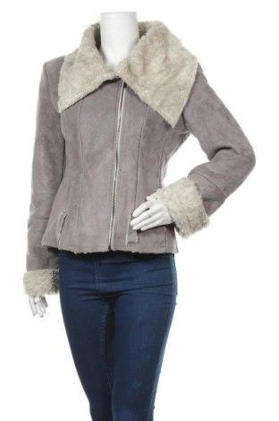 Дамско палто Motivi, Размер L, Цвят Сив, Цена 71,40лв.