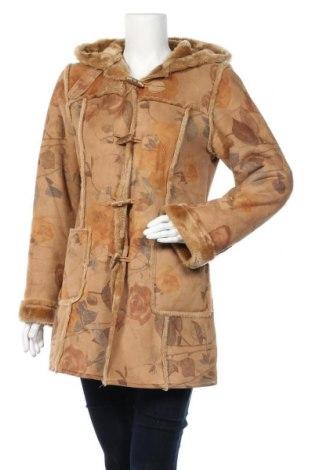 Дамско палто My Own, Размер M, Цвят Кафяв, Цена 18,11лв.