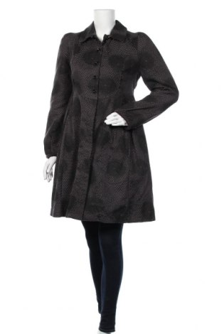 Γυναικείο παλτό Noa Noa, Μέγεθος M, Χρώμα Γκρί, 97% βαμβάκι, 3% πολυεστέρας, Τιμή 25,57€