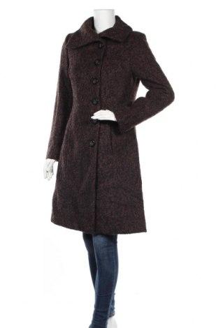 Дамско палто Novelti, Размер M, Цвят Кафяв, 53% полиестер, 47% вълна, Цена 74,66лв.