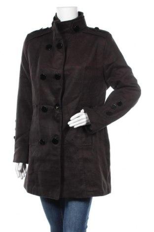 Дамско палто Owind, Размер L, Цвят Черен, Цена 19,85лв.