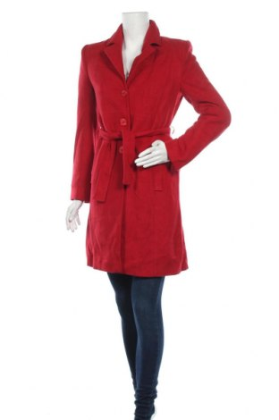 Дамско палто Passion, Размер S, Цвят Червен, Цена 44,36лв.