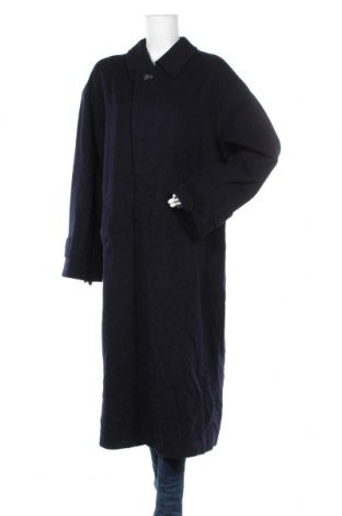 Дамско палто Paul R. Smith, Размер 3XL, Цвят Син, 70% вълна, 30% полиестер, Цена 58,80лв.