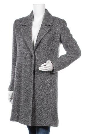 Γυναικείο παλτό Pepe Jeans, Μέγεθος M, Χρώμα Γκρί, 53%ακρυλικό, 44% μαλλί, 3% πολυαμίδη, Τιμή 92,23€