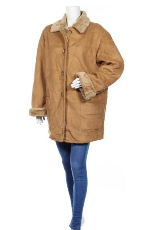 Дамско палто Petite M., Размер XL, Цвят Кафяв, Цена 17,01лв.