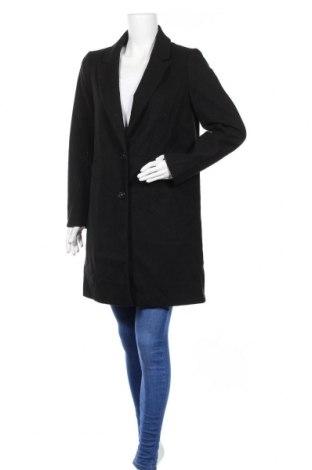 Дамско палто Primark, Размер M, Цвят Черен, Полиестер, Цена 25,83лв.