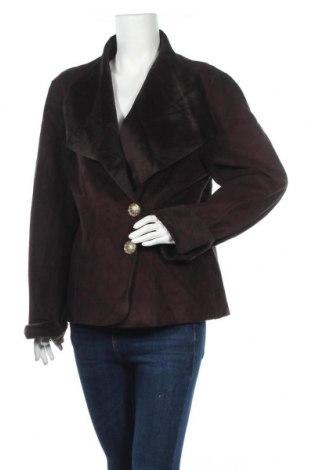 Дамско палто Rena Rowan, Размер XL, Цвят Кафяв, Полиестер, Цена 20,58лв.