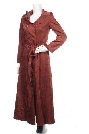 Дамско палто Setrms, Размер M, Цвят Оранжев, Полиестер, Цена 32,76лв.