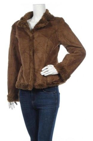 Γυναικείο παλτό Style & Co, Μέγεθος L, Χρώμα Καφέ, 70% πολυεστέρας, 30%ακρυλικό, Τιμή 15,68€