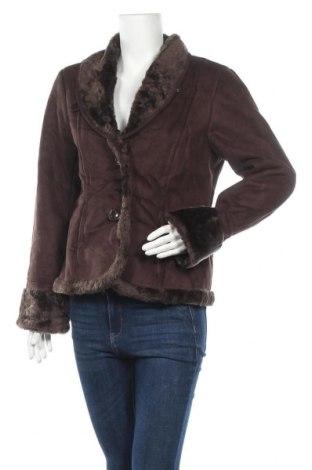 Γυναικείο παλτό Style & Co, Μέγεθος M, Χρώμα Καφέ, 51% πολυεστέρας, 49%ακρυλικό, Τιμή 13,18€