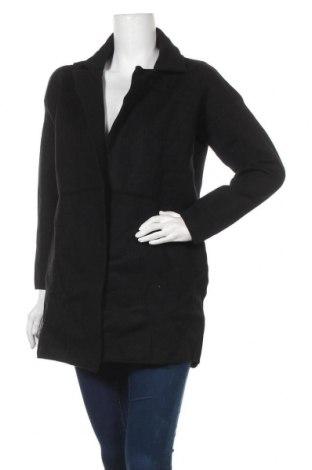 Дамско палто Sunny Girl, Размер S, Цвят Черен, Вискоза, полиамид, Цена 16,01лв.