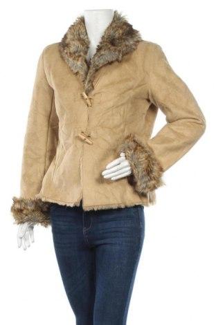 Дамско палто Suzanne Grae, Размер M, Цвят Бежов, Цена 12,60лв.