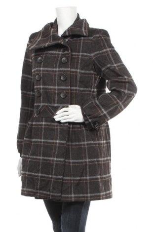 Дамско палто Suzy Shier, Размер XL, Цвят Многоцветен, 70% полиестер, 30% вълна, Цена 26,46лв.